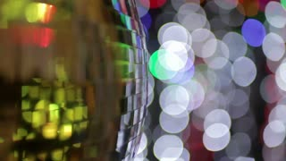 Disco Ball Light Craze