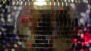 Disco Ball Zoom Out