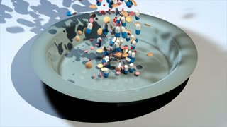 Dish of Pills