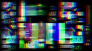 Distorted Screens