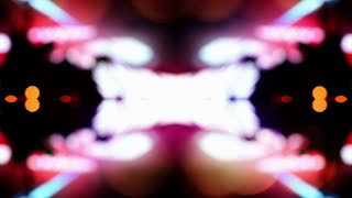 DJ Lights Abstract