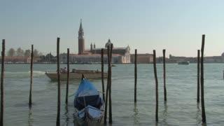 Docked Gondola 2