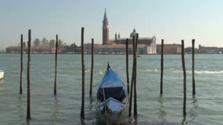 Docked Gondola