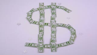 Dollar Sign Blows Away 1