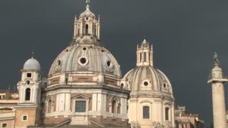 Domes in Rome
