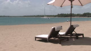 Dominican Republic Beach Chairs