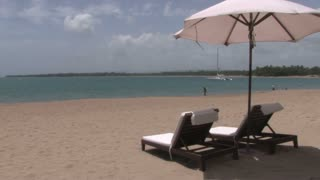 Dominican Republic Beach Lounge 2