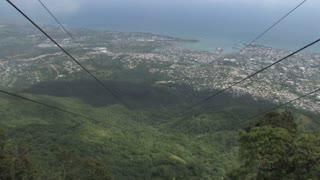 Dominican Republic Cable Car