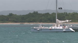 Dominican Republic Catamaran