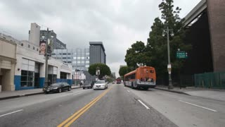 Downtown Drive Timelapse