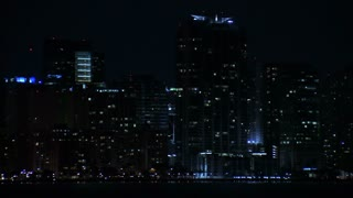 Downtown Miami at Night 2