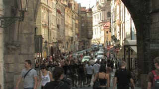 Downtown Prague 4