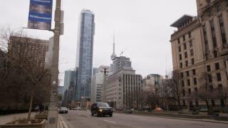 Downtown Toronto Street
