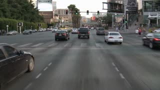Driving In Vegas