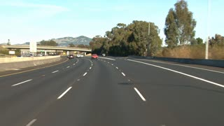Driving Northern Highway