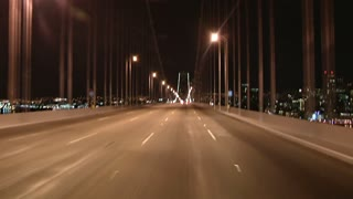 Driving On Bay Bridge