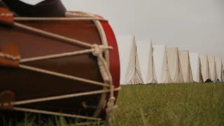 Drum In Camp