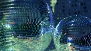 Dual Disco Ball