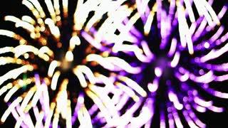 Duel Exploding Fireworks