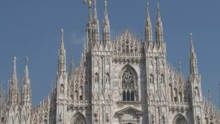 Duomo Milan Zoom Out