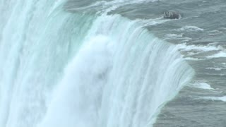 Edge of Niagara Falls 2