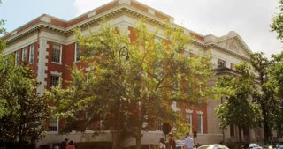 Education Building in Savannah
