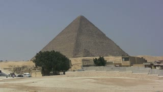 Egypt Pyramids Entry