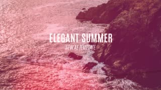 Elegant Summer Slideshow