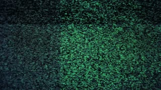 Emerald TV Static