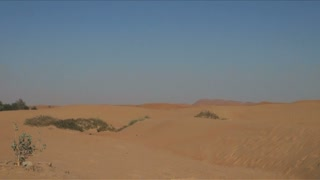 Endless UAE Desert