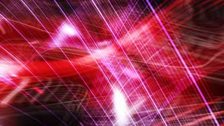 Energy Grid Purple And Red