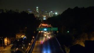 Entering City Traffic