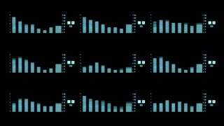 Equalizer Spectrum Bars
