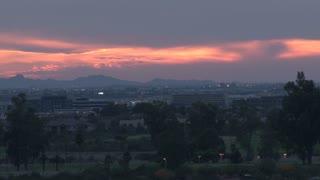 Evening in Phoenix