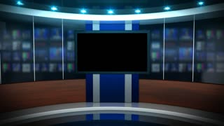 Evening News Screen