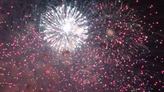 Exciting Finale to July Fourth Fireworks Show in DC