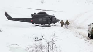 Exercise Cold Response 2014