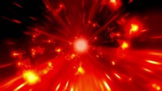 Exploding Meteor