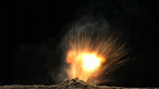 Exploding Mound