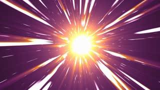 Exploding Star Warp