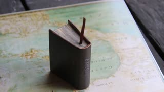 Explore or travel idea. Map - North America by Claude Bernou 1681