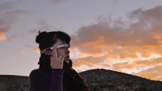 Exploring the world with google glasses