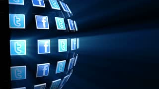 Facebook Twitter Sphere