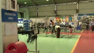 Factory Interior