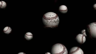 falling baseball