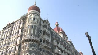 Famous Taj Mahal Palace and Tower Hotel