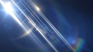 fantasy glowing lens flares abstract background