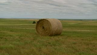 Farm Haybale Timelapse