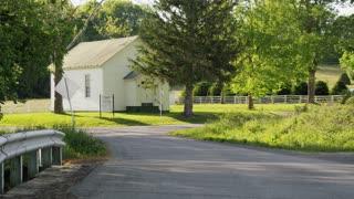 Farm House Driveway