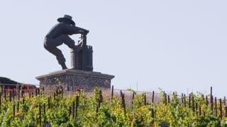 Farmers Statue